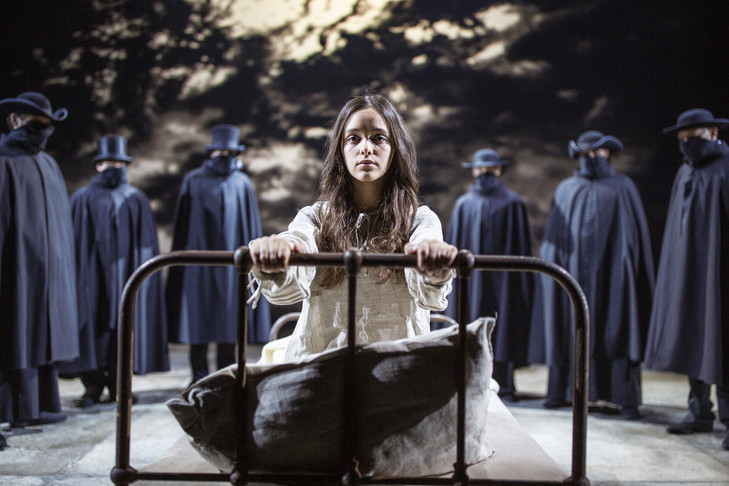 À Lourdes, sainte Bernadette revit en musique