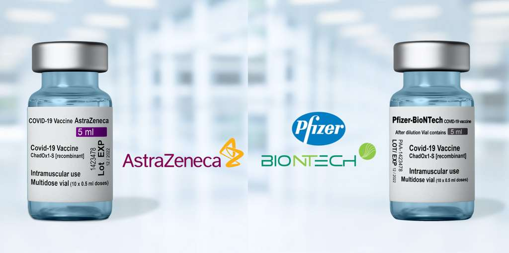 Chez les personnes âgées, le vaccin d'AstraZeneca serait plus efficace que celui de Pfizer/BioNTech. © Mike Fouque, Adobe Stock